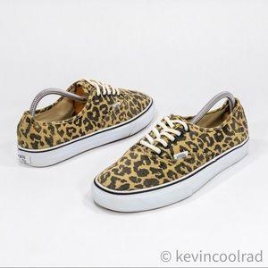 Vans Men's Van Doren Animal Print Leopard Low